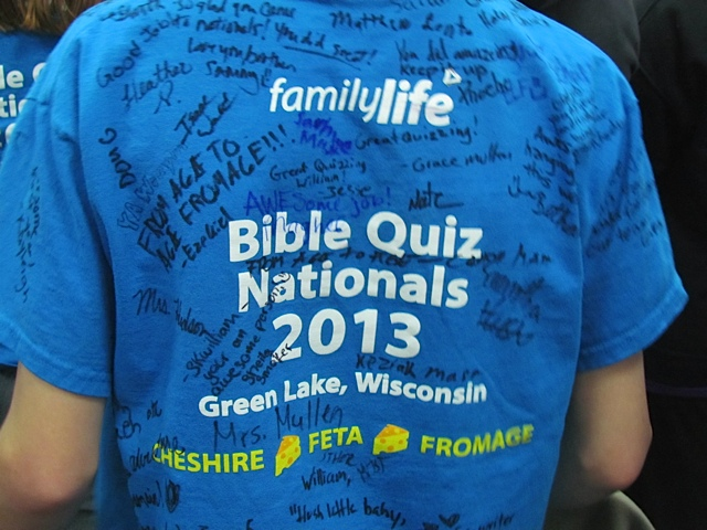 2013 Bible Quizzing Nationals 2