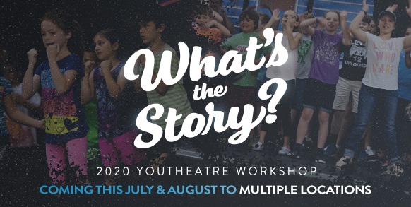 youtheatre dates and locations