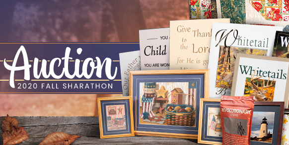 sharathon auction