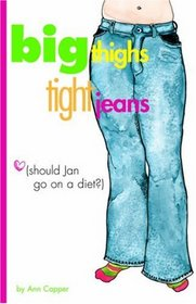 Book Cover: Big Thights, Tight Jeans