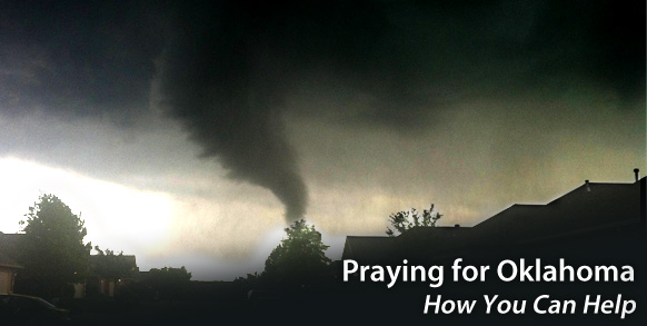 praying for oklahoma