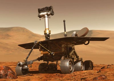 flnn-rover - Mars