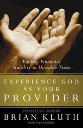 God as Provider - Book Cover