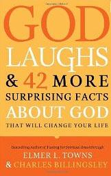 Book Cover: God Laughs