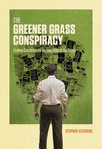 Book Cover:  Greener Grass Conspiracy