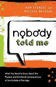 Book Cover: Nobody Told Me