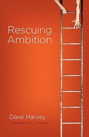 Book Conver: Rescuing Ambition